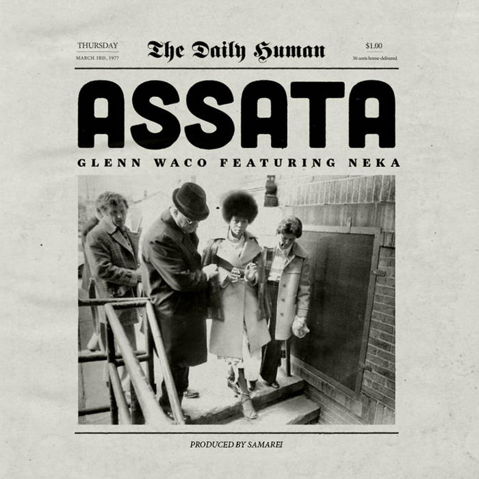 Assata Ft Neka (Prod. Samarei) cover art