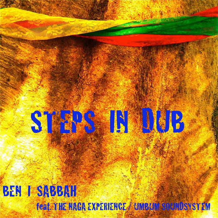Steps In Dub cover art