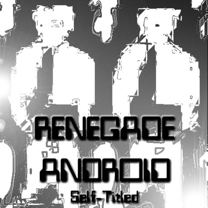 DTRASH013 - Renegade Android cover art