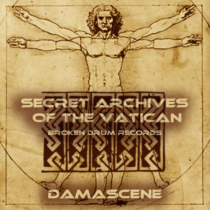 Damascene cover art