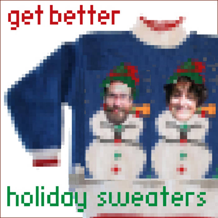 Holiday Sweaters cover art