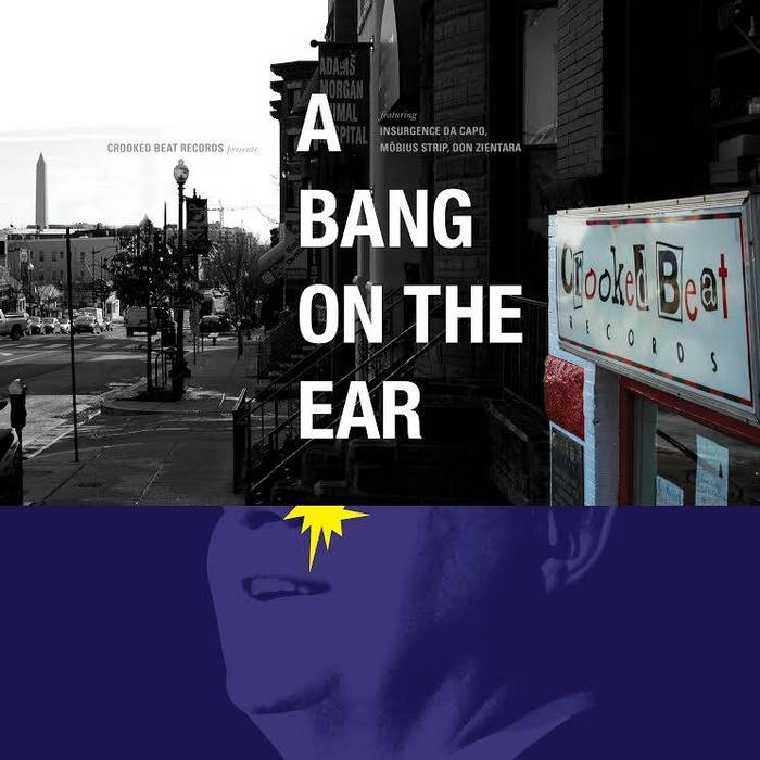 A Bang On The Ear cover art