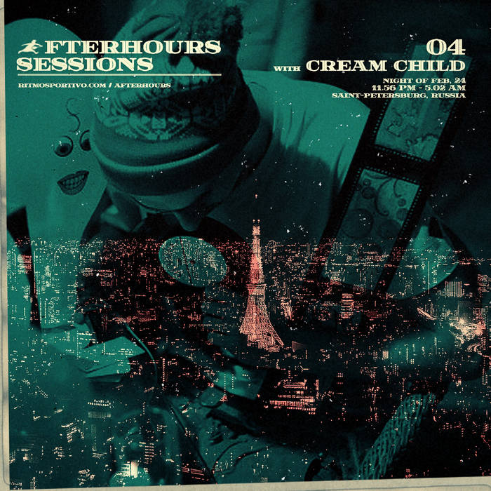 Afterhours Sessions 04: Cream Child cover art