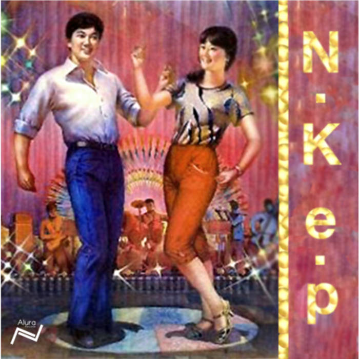 North Korea EP cover art