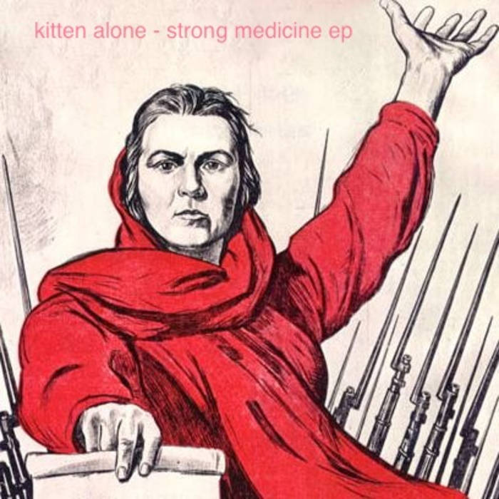 Strong Medicine EP cover art