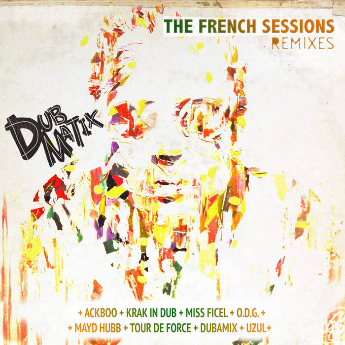 French Sessions - The Remixes (FREE DOWNLOAD) cover art
