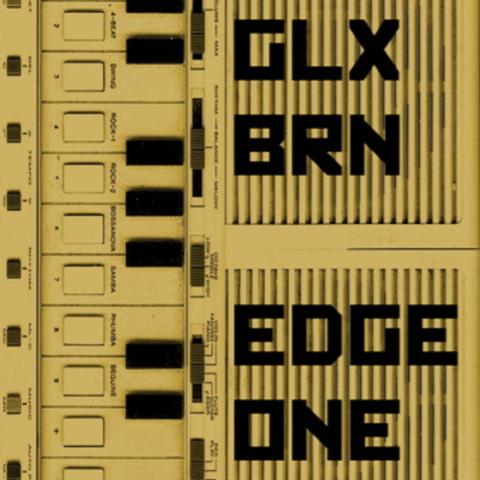 E.D.G.E x Galaxaburn remixes cover art