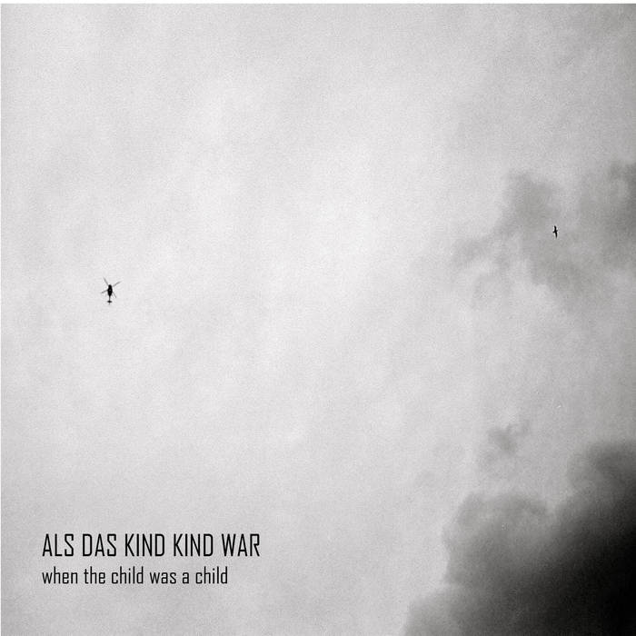 when the child was a child cover art