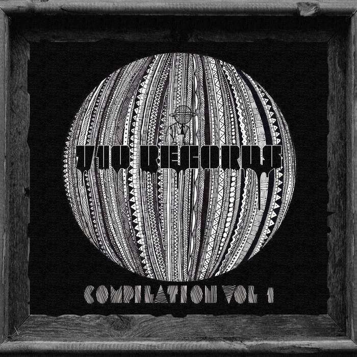 710 RECORDS COMPILATION VOL. 1 cover art