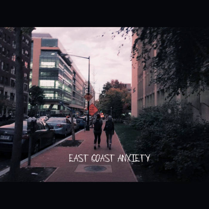 East Coast Anxiety cover art