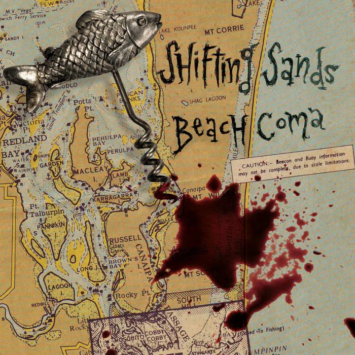 Beach Coma cover art