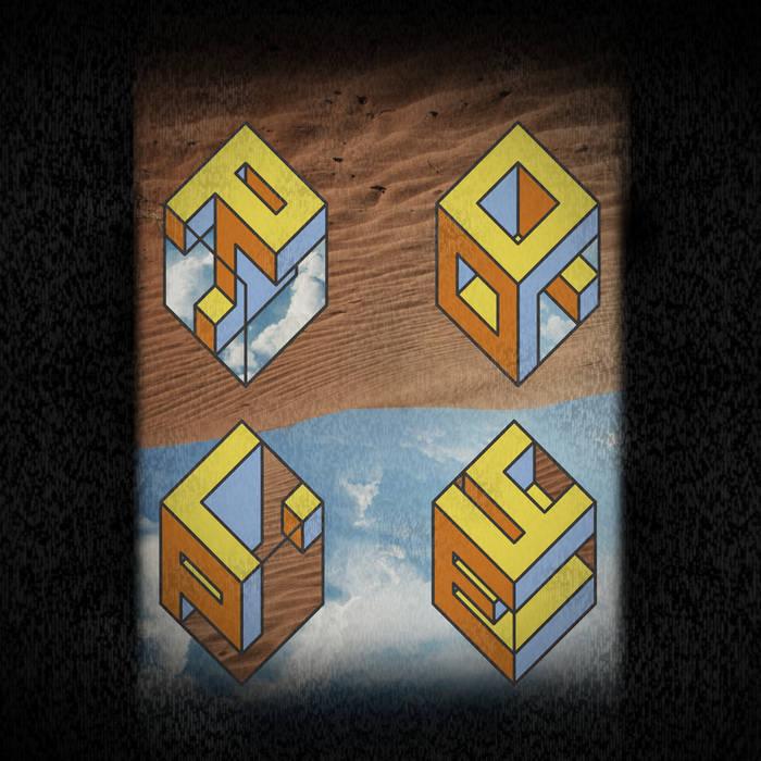 Desert Pyramid cover art