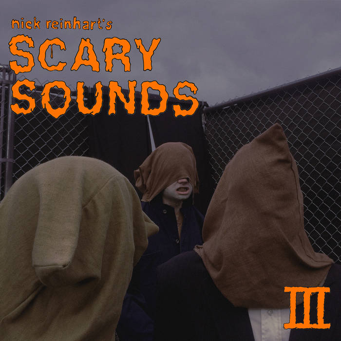 Scary Sounds III cover art