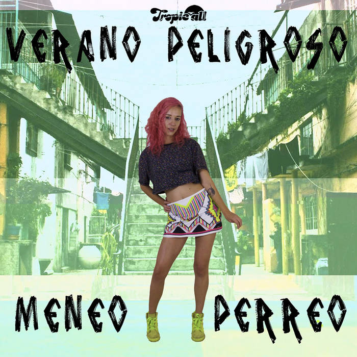 Meneo Perreo cover art