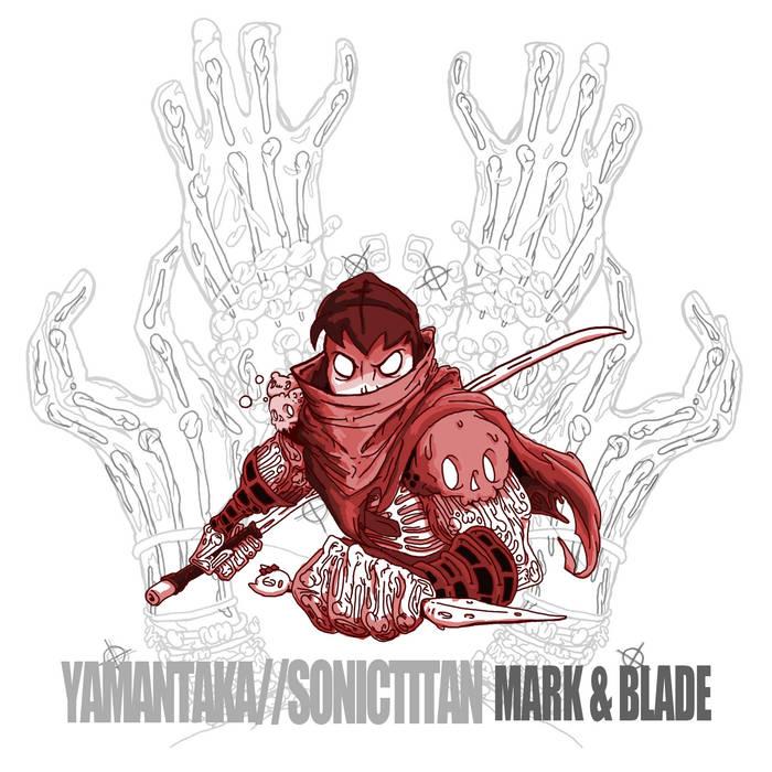 Mark & Blade cover art