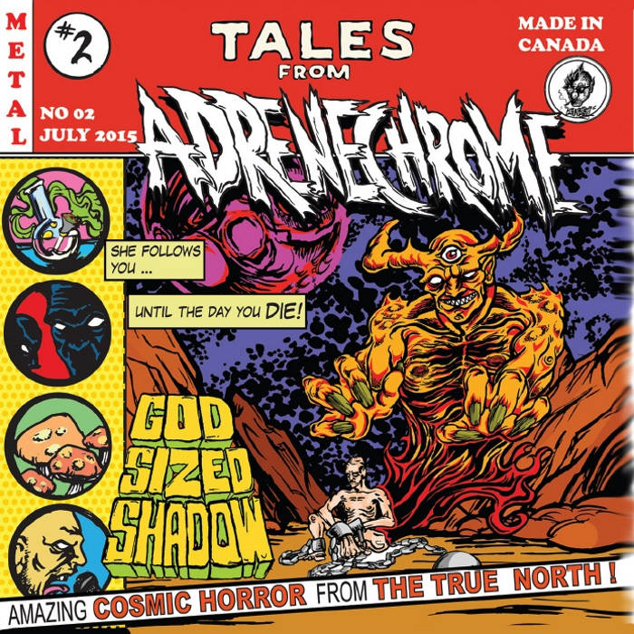 Tales from Adrenechrome cover art