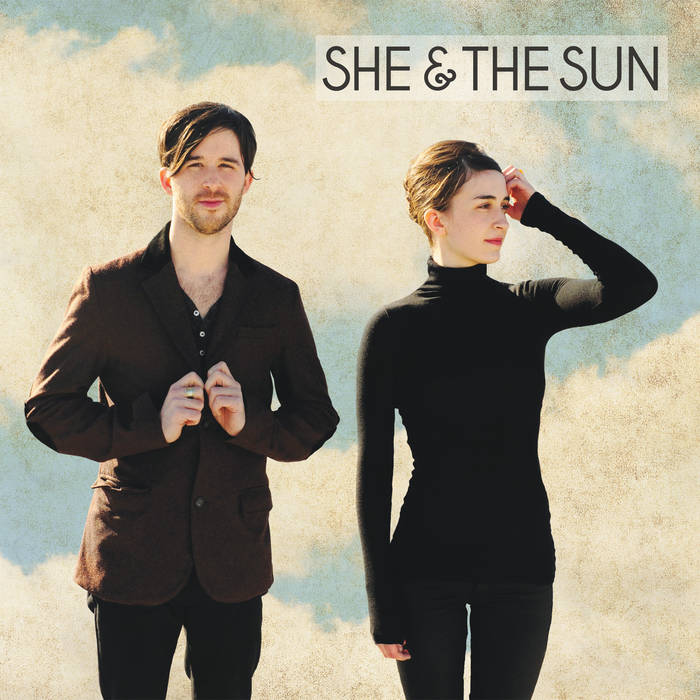 She and the Sun cover art