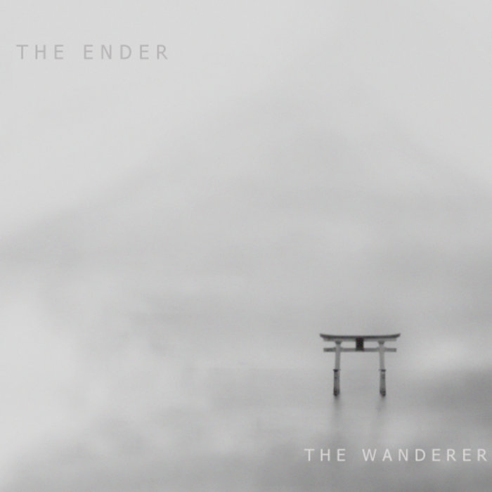 The Wanderer EP cover art