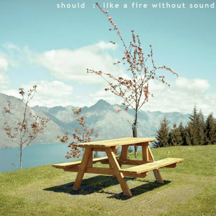 Like A Fire Without Sound cover art