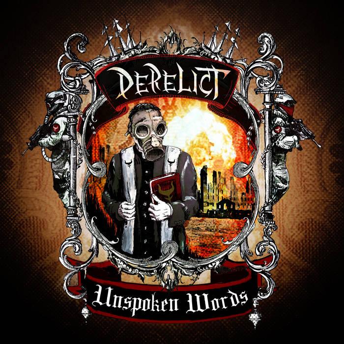 DERELICT - Unspoken Words cover art