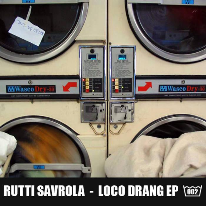 Loco Drang EP cover art