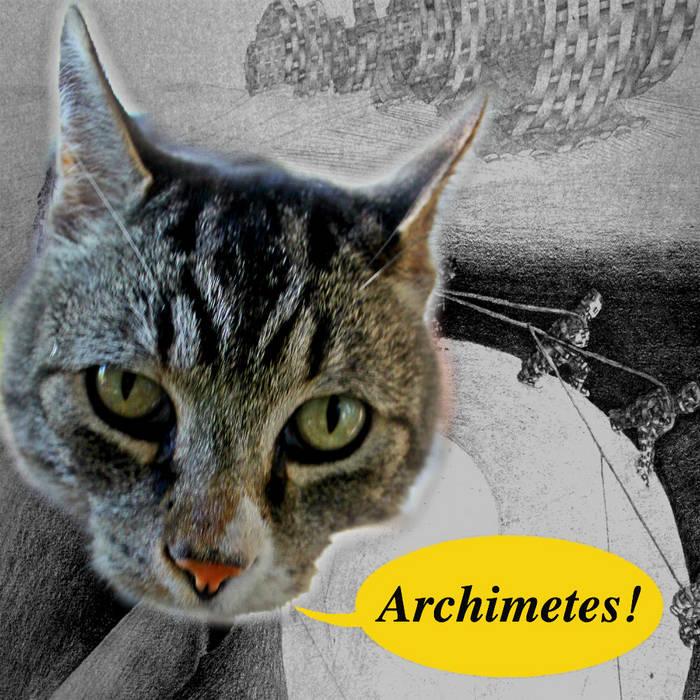 Archimetes! cover art