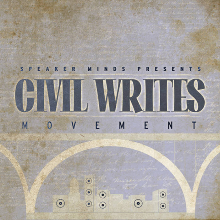 The Civil Writes Movement cover art