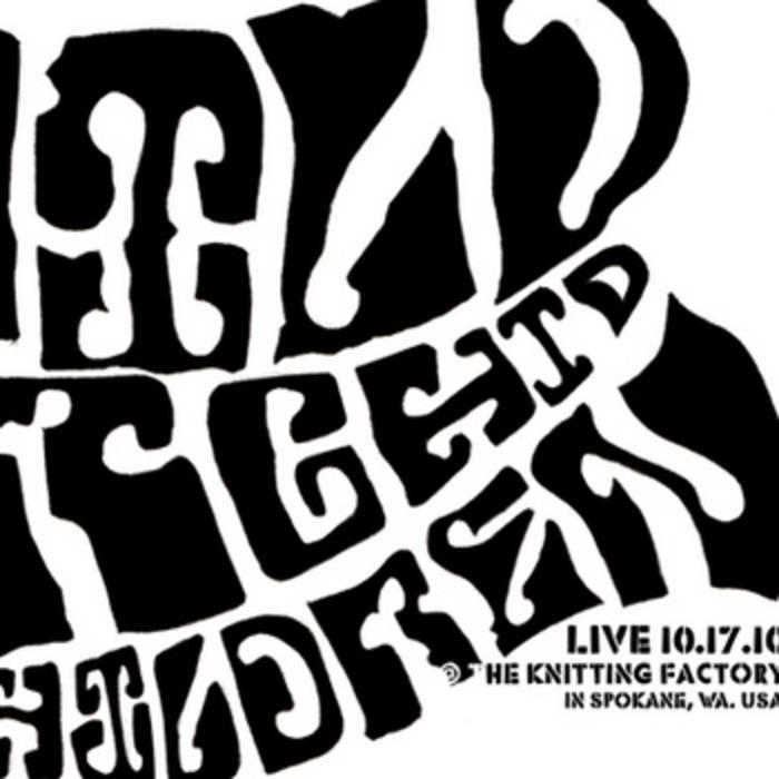 The Wild Orchid Children - Live 10/20/10 @ The Knitting Factory in Spokane, WA. USA cover art