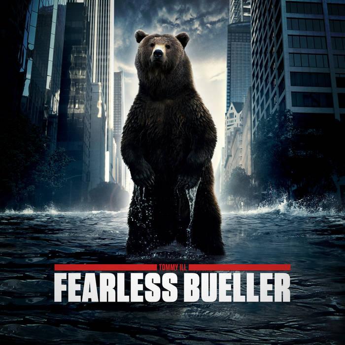 Fearless Bueller cover art