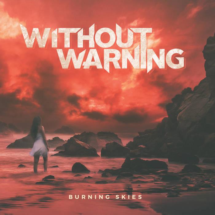 Burning Skies cover art