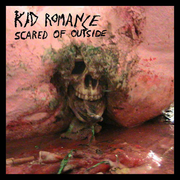 Scared of Outside cover art