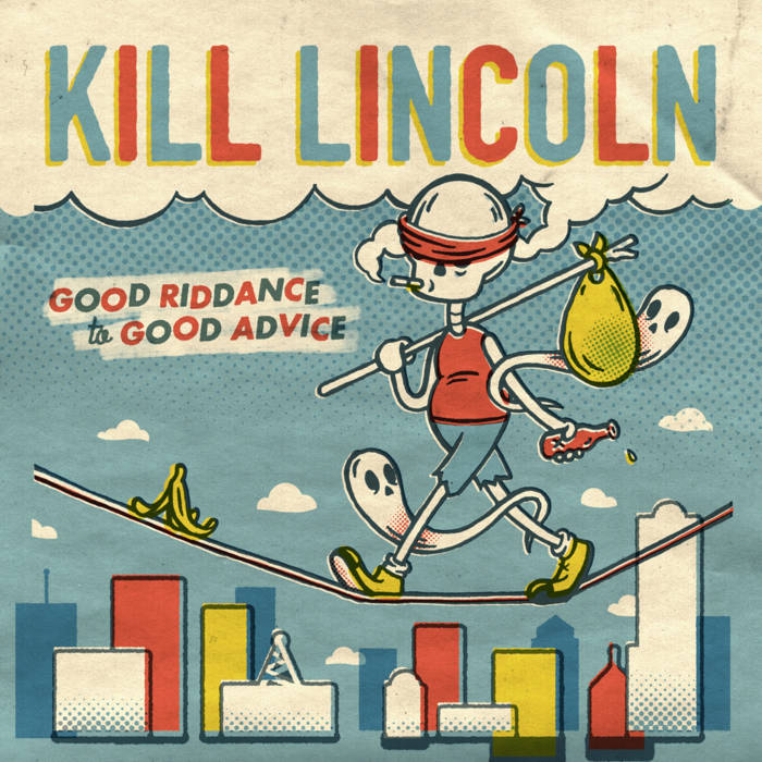 Good Riddance to Good Advice cover art