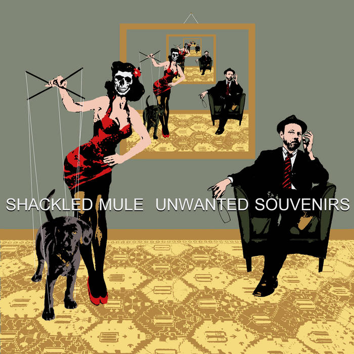 Unwanted Souvenirs cover art