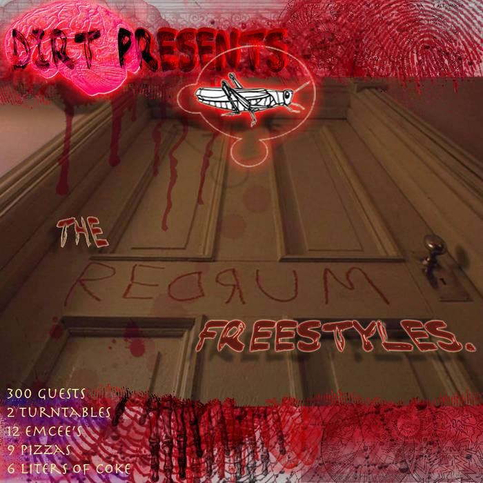 Dirt Presents: the Redrum Freestyles cover art
