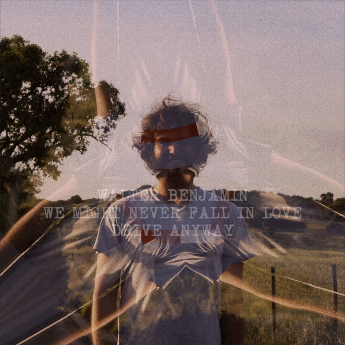 Drive Anyway / We might never fall in love [Single] cover art