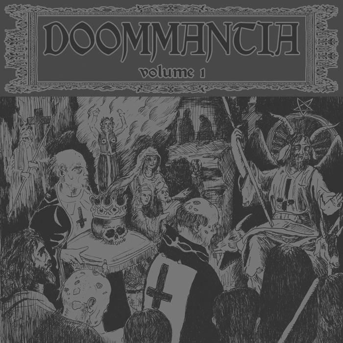 Doommantia Vol. 1 cover art