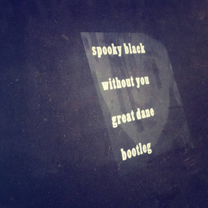 Spooky Black - Without You (Great Dane Remix) cover art