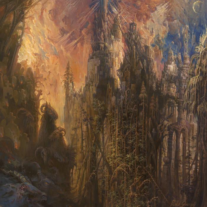 Into the Phantasmancer Celestial Castle cover art
