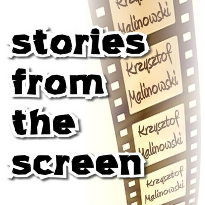Stories Form The Screen cover art