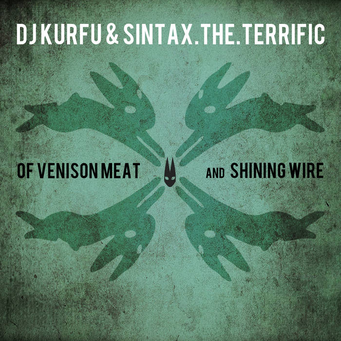 Of Venison Meat / Shining Wire cover art