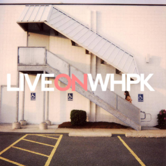 LIVE ON WHPK cover art