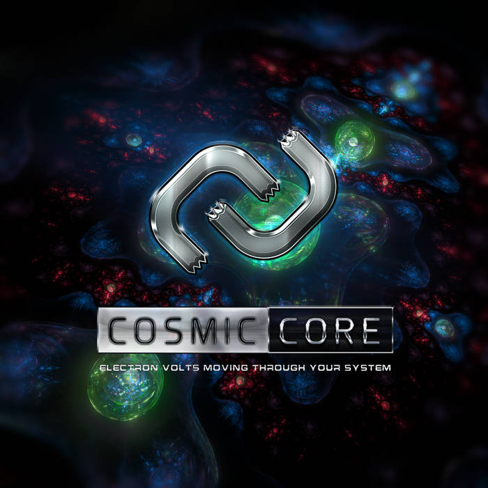 Cosmic Core Volume I cover art