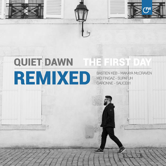 The First Day Remixed cover art