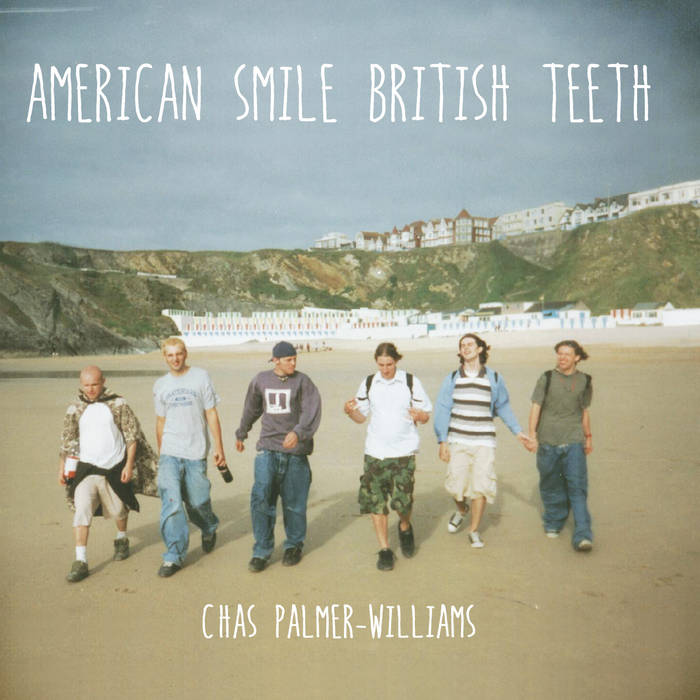 American Smile, British Teeth cover art