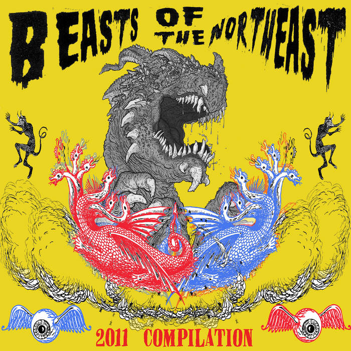 2011 Compilation cover art
