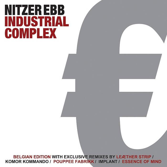 Industrial Complex (Belgian Bonus Tracks Edition) cover art