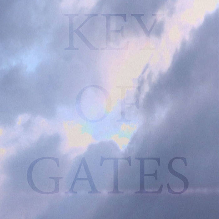 Key Of Gates EP cover art