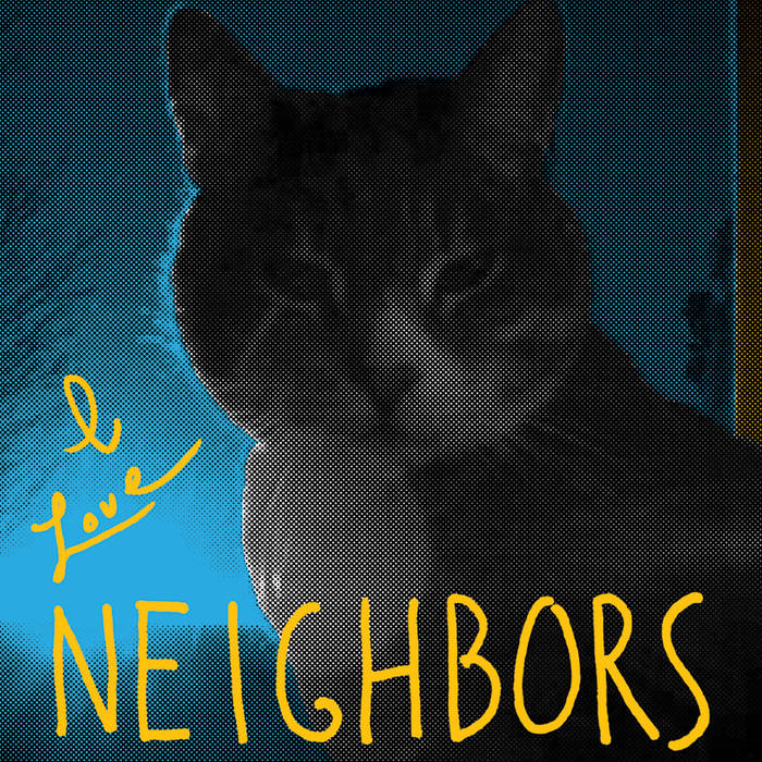 I Love Neighbors cover art