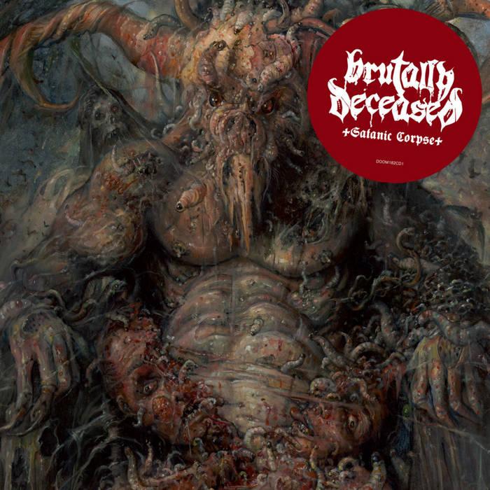 Satanic Corpse cover art