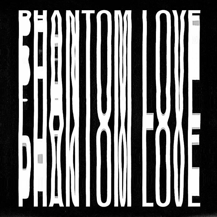 MNQ 036 Phantom Love - Phantom Love 12'' EP cover art
